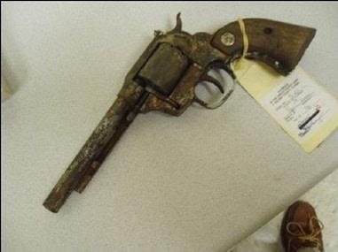 pištolj kalibra .22 kojim je Wuornos upucala svoje žrtve