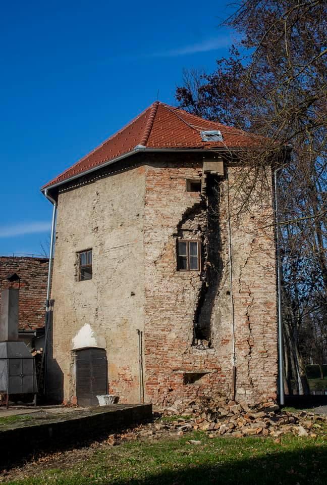 Stari grad Sisak