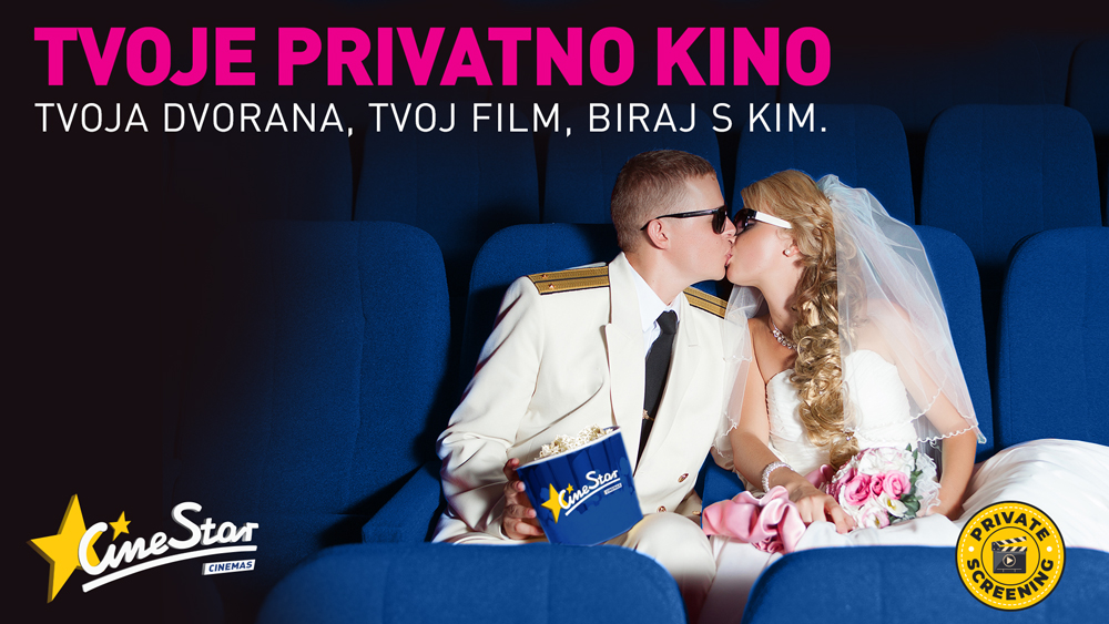 cinestar privatno kino