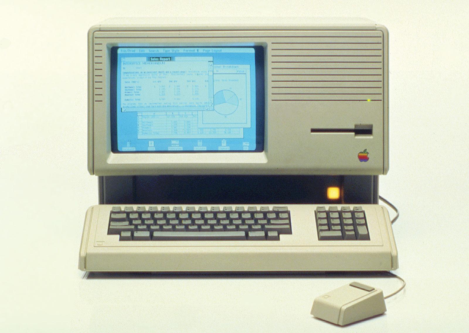Prvo Apple računalo s grafičkim sučeljem