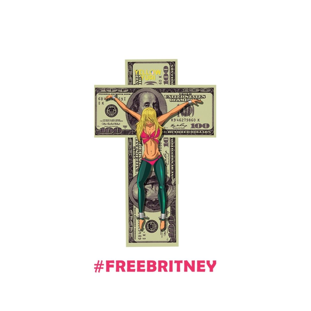 Yellow Yuri, gram umjetnosti, #FREEBRITNEY